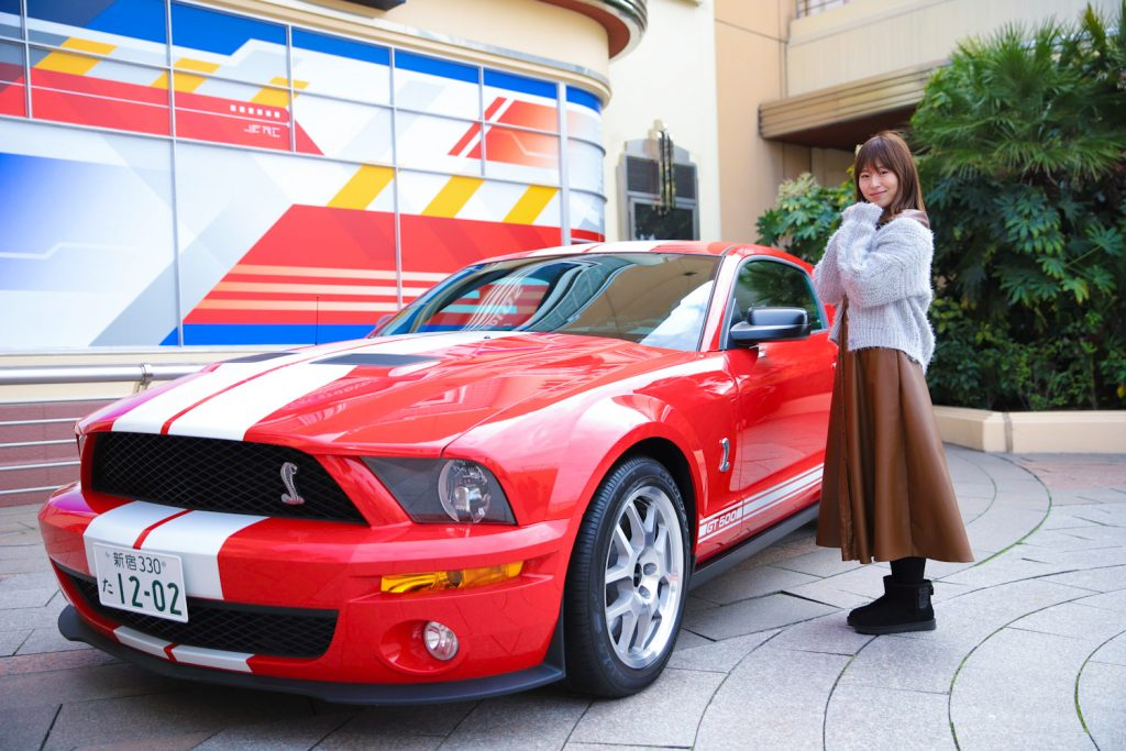 クールジャパン2020赤井秀一の愛車